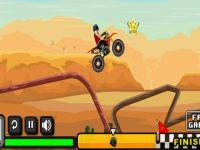 Motocross Fahrt